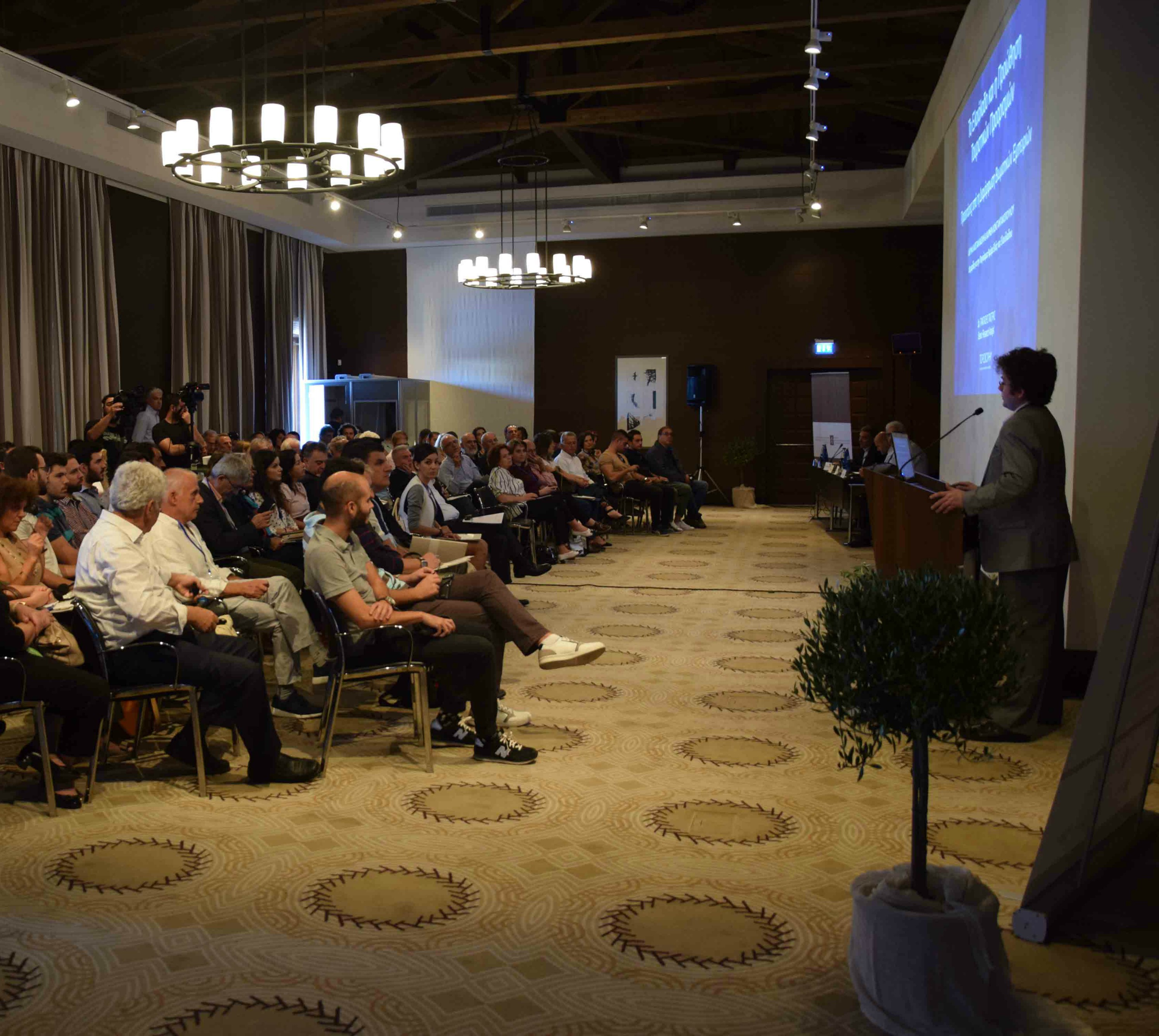 Two-day Seminar to Celebrate «World Olive Day»