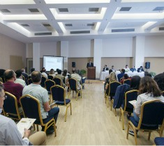Seminar on the Topic : Entrepreneurship in the Agri-Food Sector
